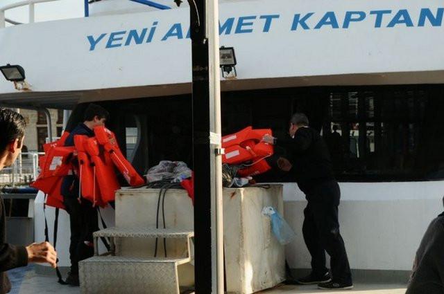 İstanbulda faciadan dönüldü !