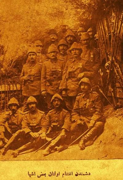 İşte Çanakkale ile ilgili hiç yayınlanmamış fotoğraflar