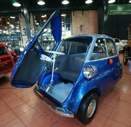 BMW Isetta 300 Bubble Car