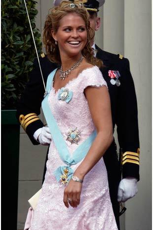 Dünyanın en güzel Prensesi Madeleine