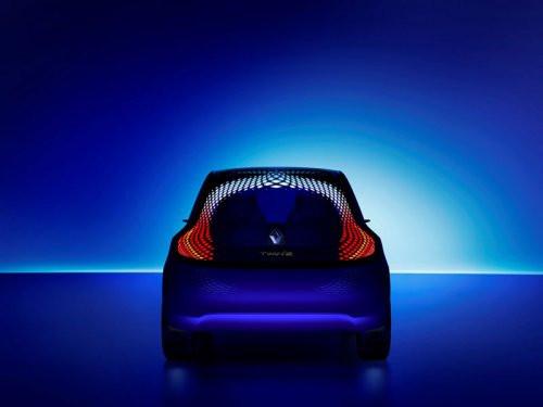 Yüzde 100 elektrikli Renault