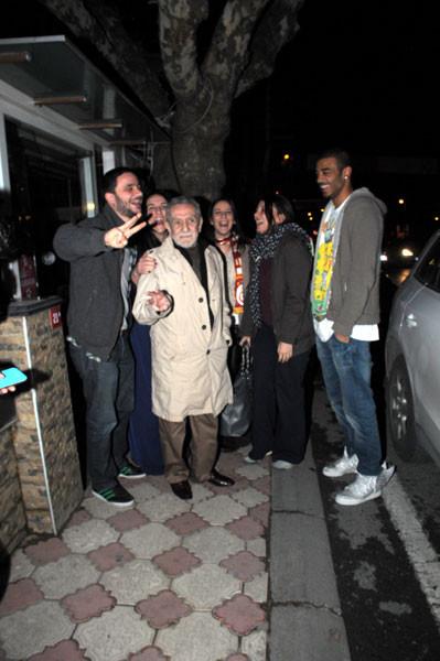 Aydemir Akbaş coştukça coştu