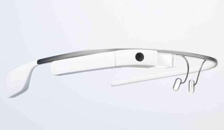 Google gözlüğünün teknik özellikleri belli oldu