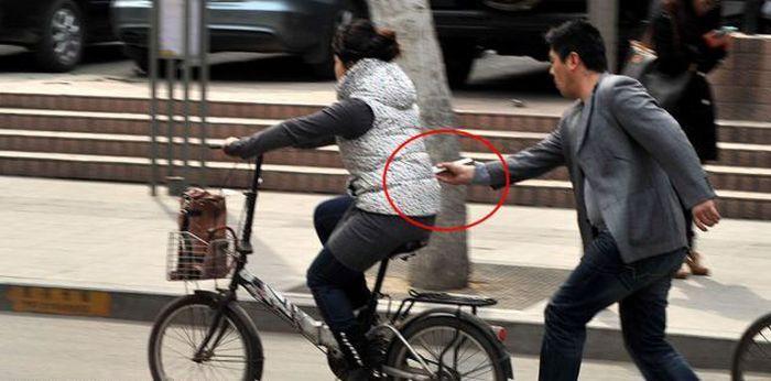 Hırsızlar her yöntemi deniyor