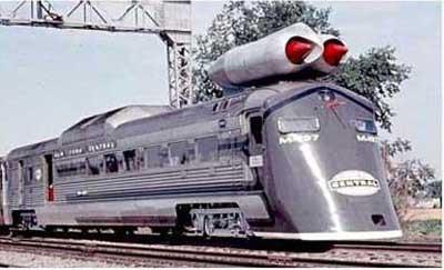 Bunlar da jet trenler