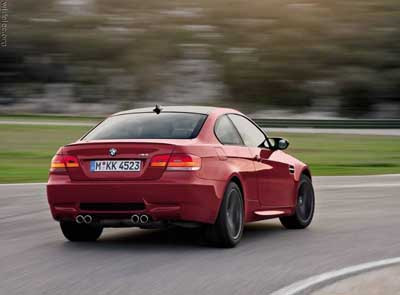 420 beygirlik BMW M3 e92