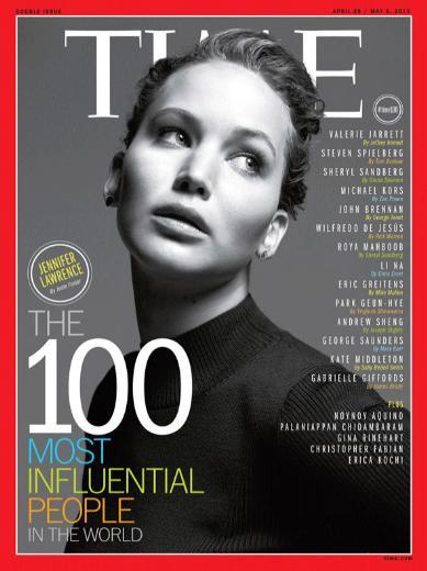 TIME en etkili 100 kişiyi açıkladı