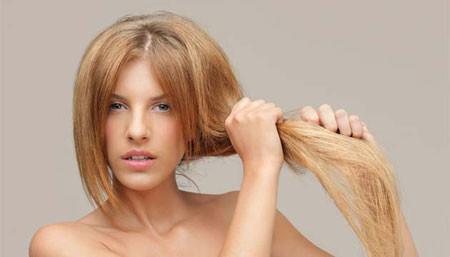 Saçlarınızı kaybetmemek için...