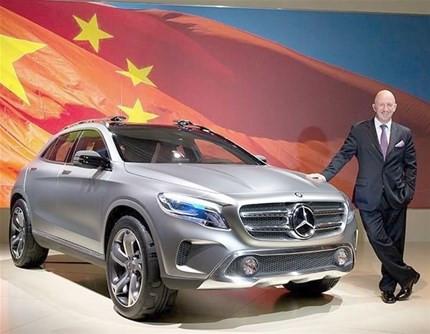 Shangay Fuarı´nın ilgi çekici otomobilleri
