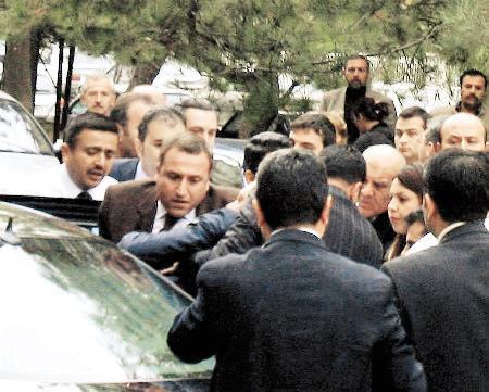 Erdoğanı balyoz kurtardı