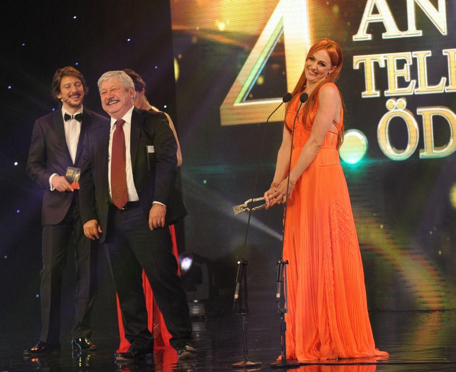 4. Antalya Televizyon Ödülleri sahiplerini buldu