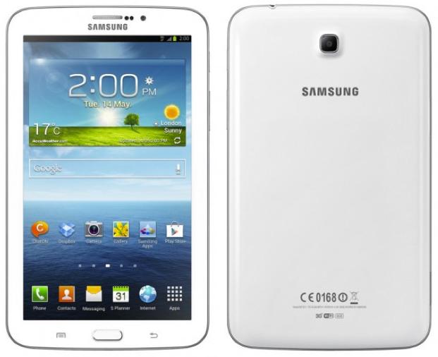 Samsung Galaxy Tab 3 görücüye çıktı