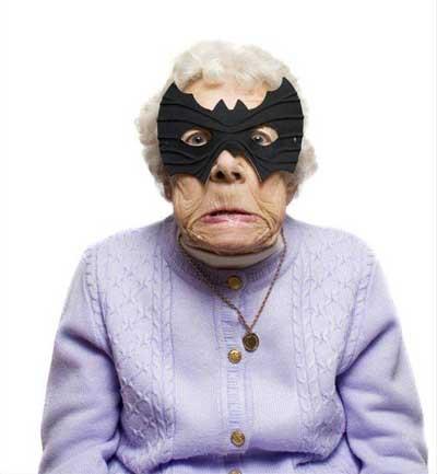 İşte gerçek süper babaanne