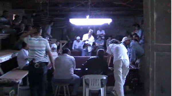Horoz dövüşüne polis baskını