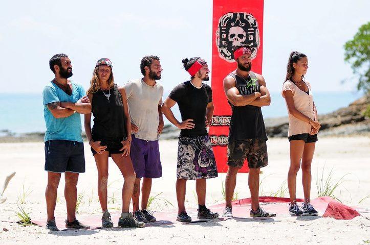 Ünlü oyuncular Survivor adasına gidiyor