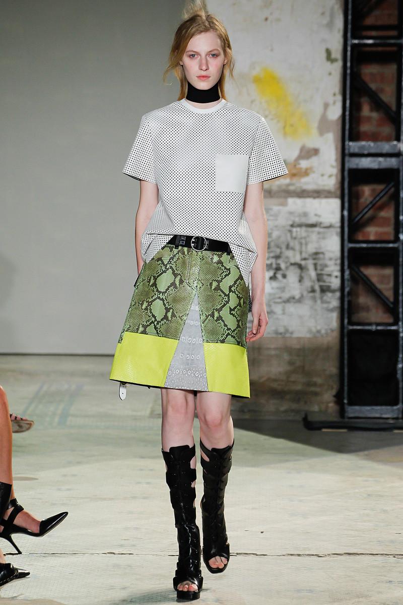 Proenza Schouler yaz modası