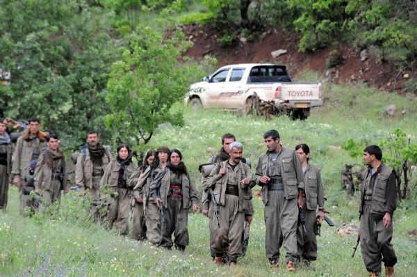 PKKlılar sınır dışına çıkmaya başladı!