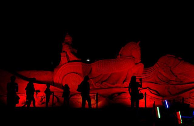 Mısırın piramitlerini Türkler yapacak