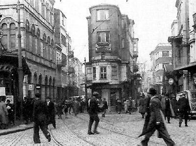 İstanbulda tarihi yolculuk