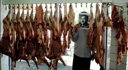 Saddam Burada sergisi