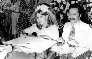 Ünlülerin ilk evlilikleri...