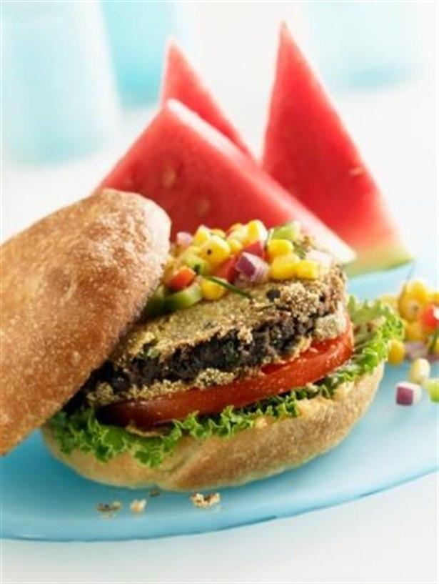 Formunuzu koruyan burgerler!