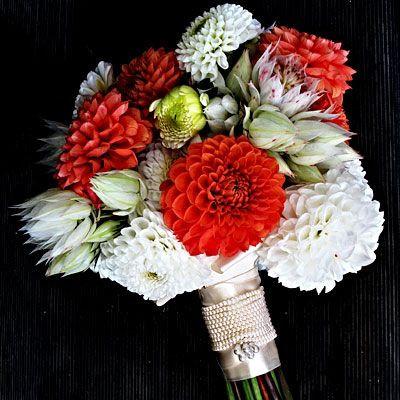 Bu yılın gelin çiçekleri!