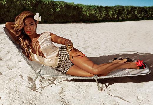 Beyonce'dan photoshop tepkisi