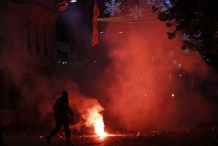İstanbul istanbul olalı böyle protesto görmedi !