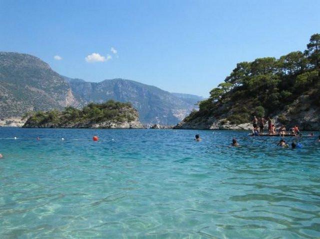 İşte Türkiyenin en iyi plajları!