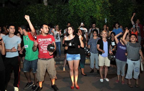 İstanbul ve Türkiyede Gezi Parkı protestosu