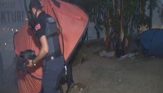 Herşey 3 çadırla başlamıştı