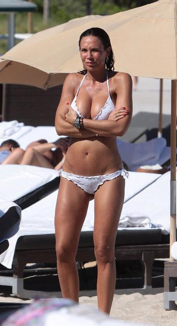 Berlusconinin gözdesi sere serpe