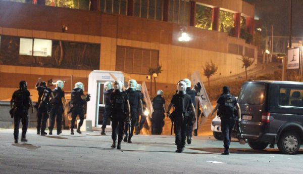 İstanbulda gözaltı operasyonu