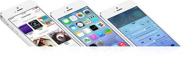 iOS 7 resmen tanıtıldı