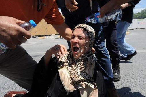 Timeın gözünden Gezi Parkı