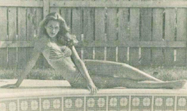 Cindy Crawford vücuduyla olay yarattı