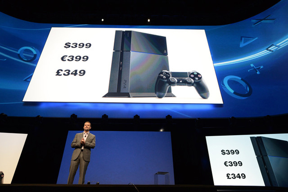 PlayStation 4 resmen ortaya çıktı
