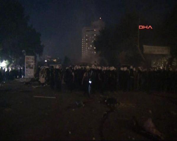Gezi Parkı bu hale geldi