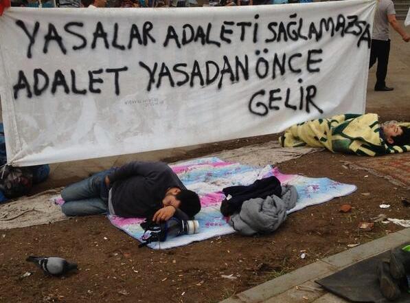 Gezi Parkı şu anda ne halde?