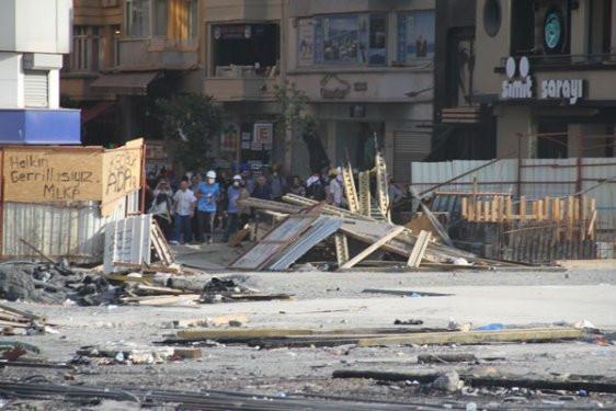 Dünya basını Taksimi böyle gördü