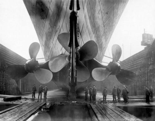 Titanik'in hiç görmediğiniz fotoğrafları
