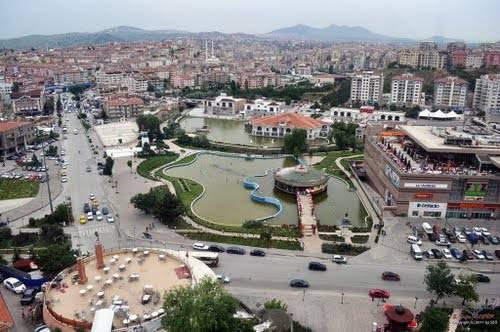Türkiyenin nüfusu en kalabalık 10 ilçesi