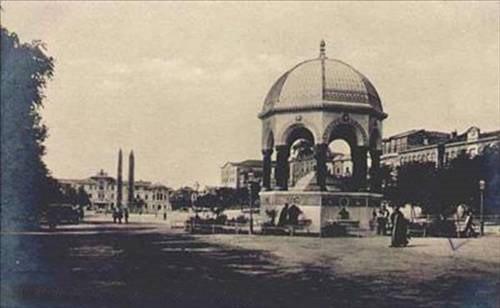100 yıl önceki İstanbuldan kareler...