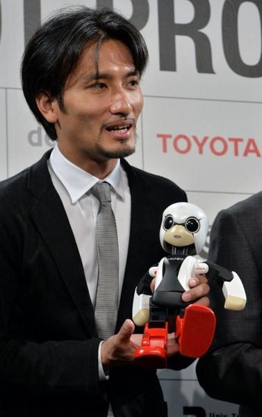 İki robot Uzay ve Dünya arasında iletişim kuracak