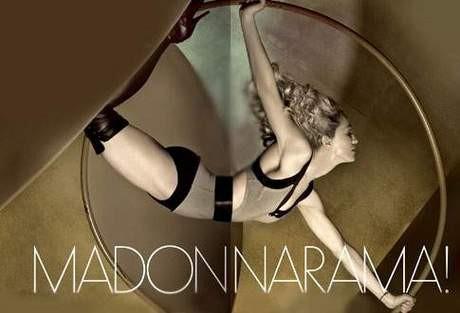 Madonna photoshop harikası!