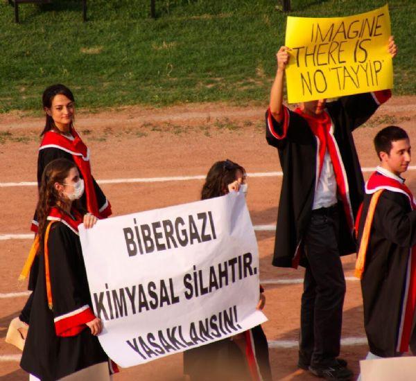 ODTÜlüler Geziyle mezun oldu