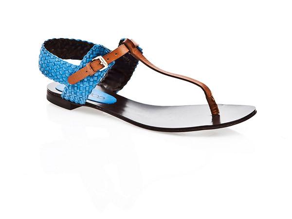 Geleneksel Bodrum sandaletleri derimodla bütünleşti