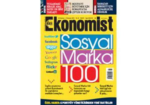 En güçlü 100 sosyal marka