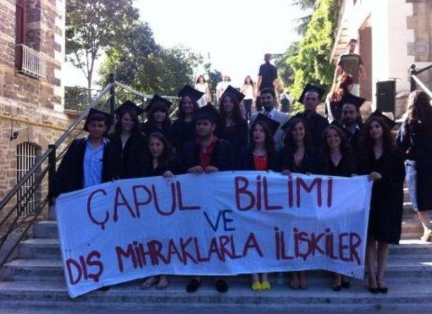 Boğaziçi Üniversitesi ODTÜ´ye özenirse!